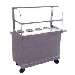 Used Golgappa Counter