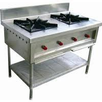 Two Burner Gas Range in  Sitapura Indl. Area