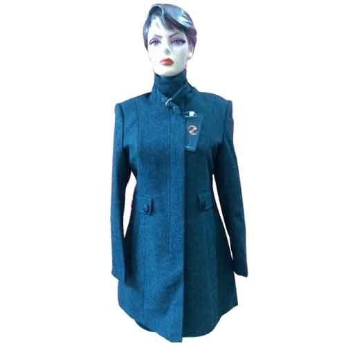 Regular Ladies Woolen Coat