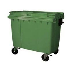 Dustbin Trolley in  6-Sector