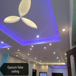 Gypsum False Ceiling Manufacturers Dealers Exporters