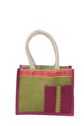 Attractive Occasional Jute Bag in   Karanakodam