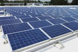 Industrial Solar Power Plant in  New Area