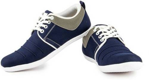 Navy Blue Mens Shoes