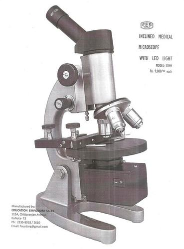 Inclined Monocular Microscope in  Chittaranjan Avenue