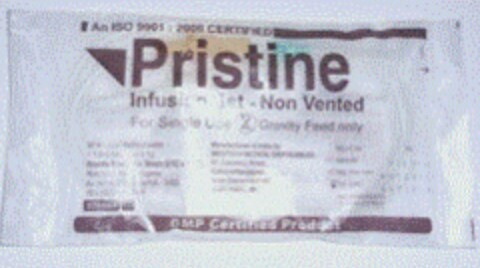 Pristine Iv Set Blood Set And Uro Bag