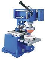 Precision Engineered Pad Printing Machine