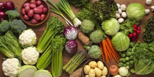 Fresh Vegetables in   South Madavilasam Street