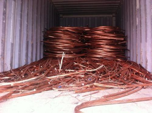 Copper Wire Scrap 99.9% in  Bajthory U. 4 Bajthory