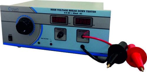 High Voltage Breakdown Tester 0 5kv 30ma In New Delhi