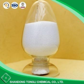 Anionic Polyacrylamide Piling Polymer used for sheet piling