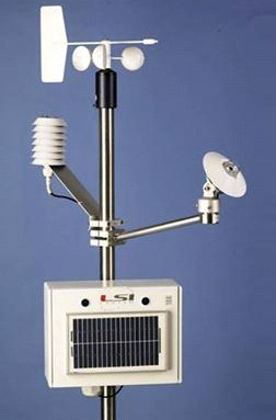 2 Fixed Station Solar Panel Power Supply
