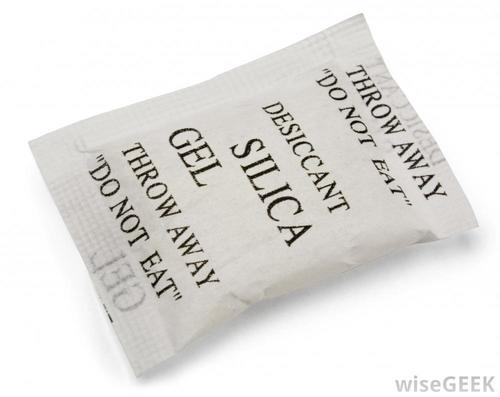 Silica Gel Pouches in  22-Sector