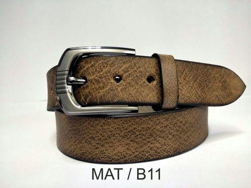 Decent Leather Belt