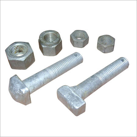 Forged Nuts in  7-Sector