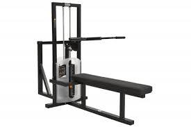 Plate Loaded Chest Press