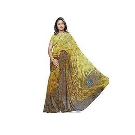 Digital Print Sarees in  Mgf Mega City Mall (M.G. Road)
