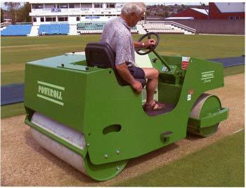 Cricket Pitch Roller