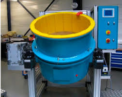 Industrial Centrifugal Finishing Machines