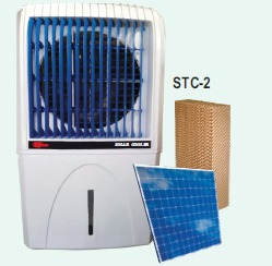 Solar DC 12V Air Cooler