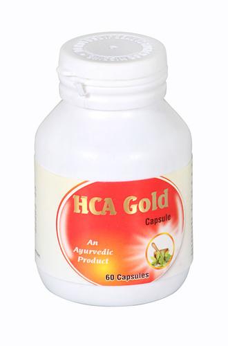 HCA Gold Ayurvedic Slimming Capsules