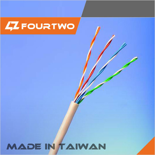 305M CAT 5/5e UTP (Solid) Network LAN Cables in   Taiwan 506