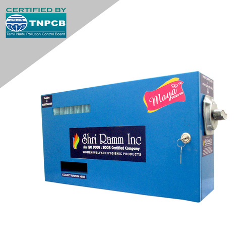 Coin Operated Sanitary Napkin Vending Machines