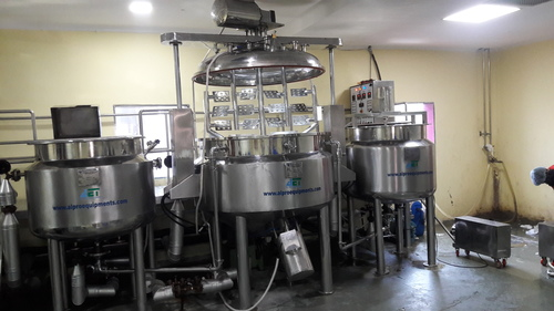 Ointment Making Plant in  Vasai (E)