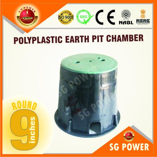 Polyplastic Earthing Pit Chambers in  Arya Nagar