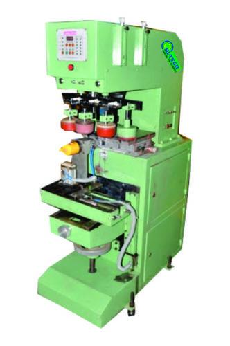 Pad Printing Machine Three Color in  Basai Darapur