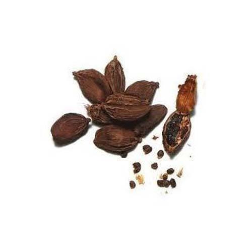 Organic Black Cardamom (Kali Elaichi)