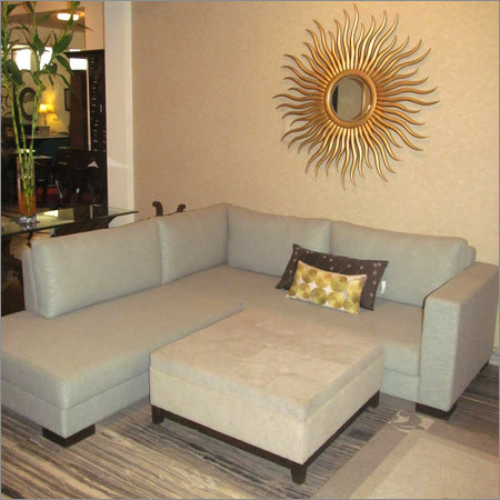 Designer Leather Sofa Set