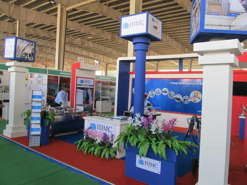 AgriHorti Tech Exhibition Stall Fabrication Service in  Ganesh Chandra Avenue