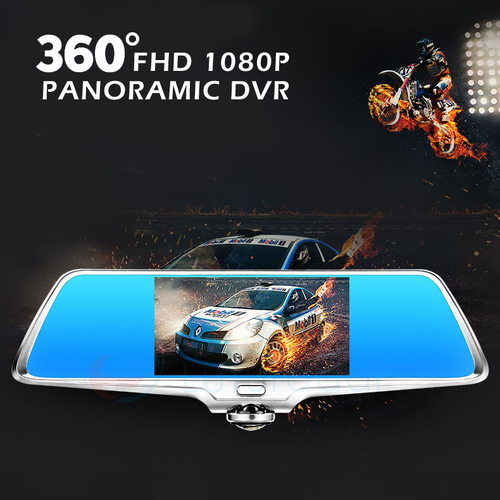 360 degree panoramic dual lens car camera video recorder in shenzhen guangdong shenzhen. Black Bedroom Furniture Sets. Home Design Ideas