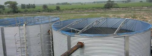 Waste Water Tank in  Okhla Indl. Estate