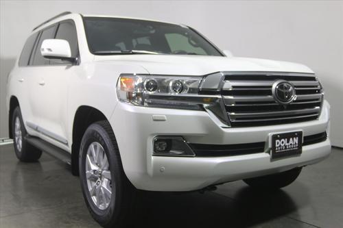 2017 Toyota Land Cruiser Awd 4dr Suv