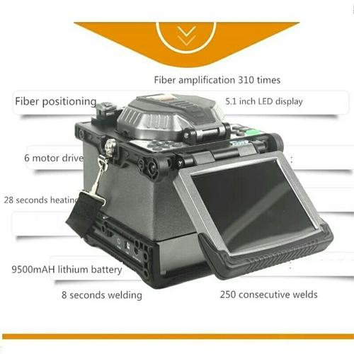 Fiber Optic Splicing Machines