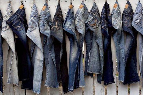 Denim Jeans in   Near Sector - 3