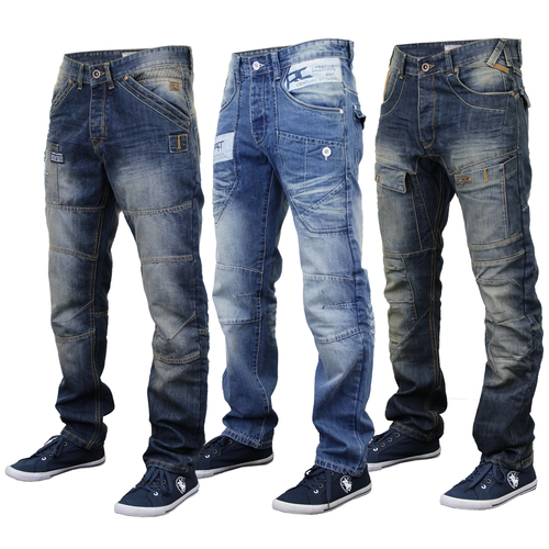Latest Style Mens Jeans in   Near Sector - 3