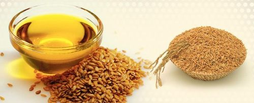 Fresh Rice Bran Oils