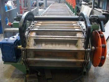 Ingot Casting Conveyor Machine in  25-Sector