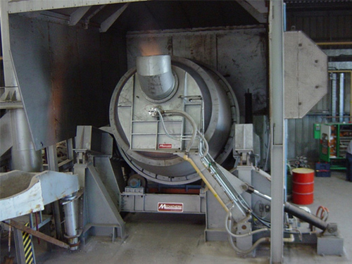 Rotary Tilting Furnaces