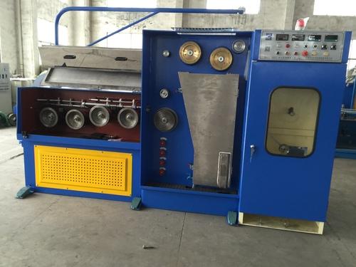 Fine Copper Wire Drawing Machine With Annealer in   Jiangsu Province