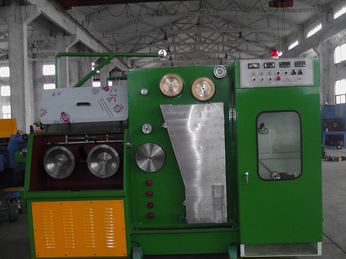Fine Wire Drawing Machines With Annealing in   Jiangsu Province