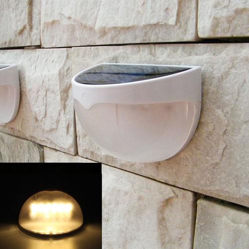 Solar LED Wall Mounting Light