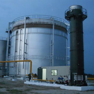 Gas Flaring System in  Sanghvi