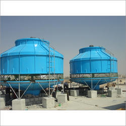 Cooling Towers Repairing Services