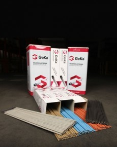 GeKa LÄ°NK 7010 P1 Cellulosic Electrode in   Ankara Cad. No: 306 Seyhli