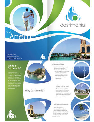 Brochure Design And Printing Services