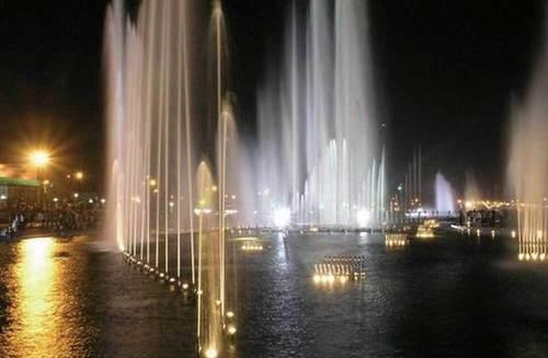 Designer Music Fountain